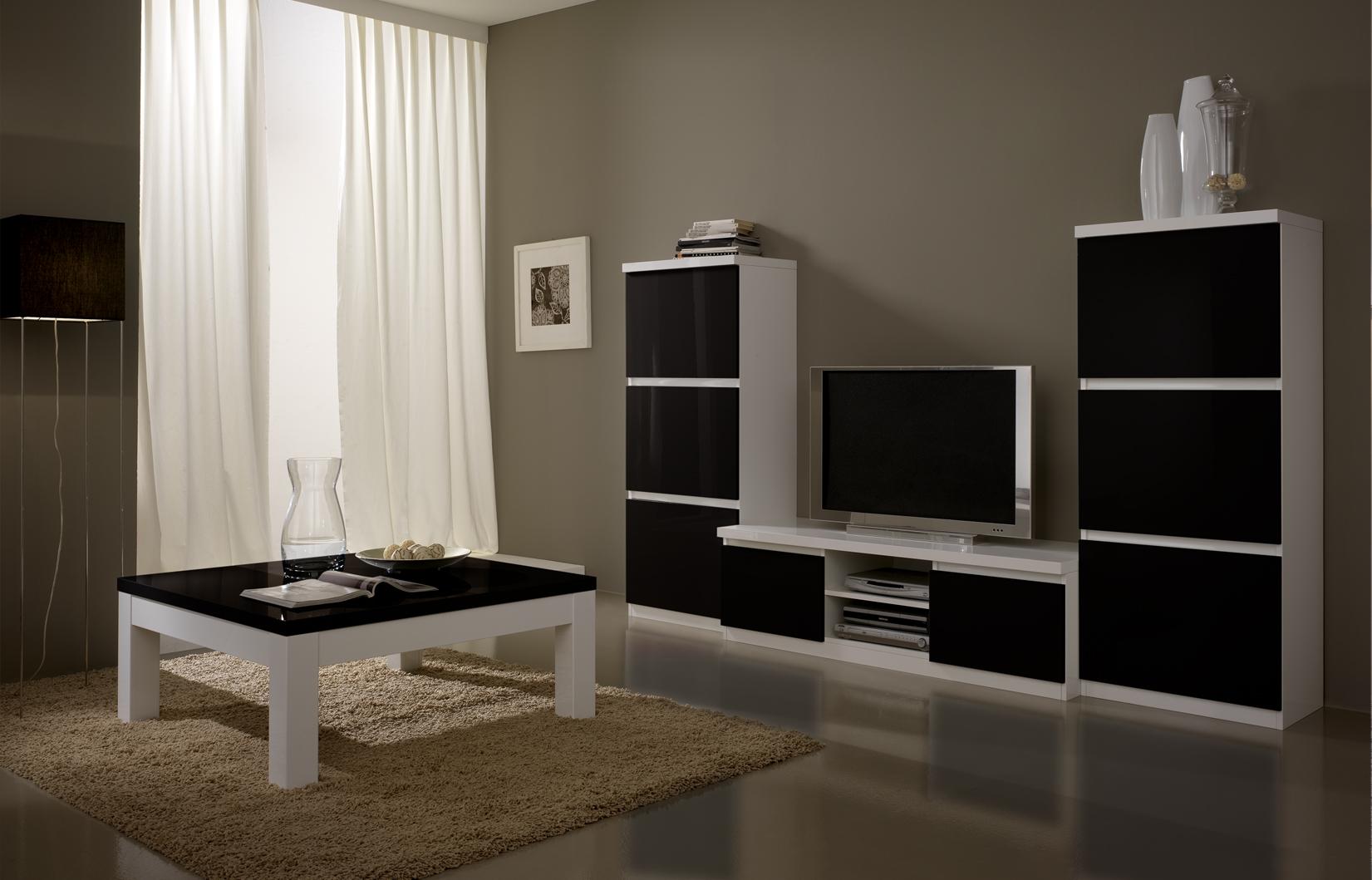 ALCOS BIG Roma white-black 3