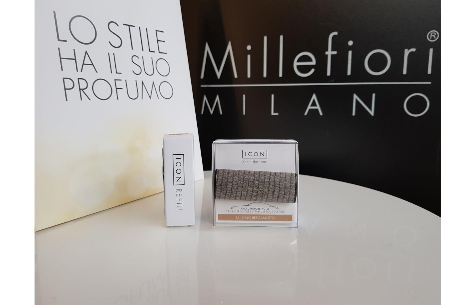 Millefiori CAR BIG Sandalo Bergamotto