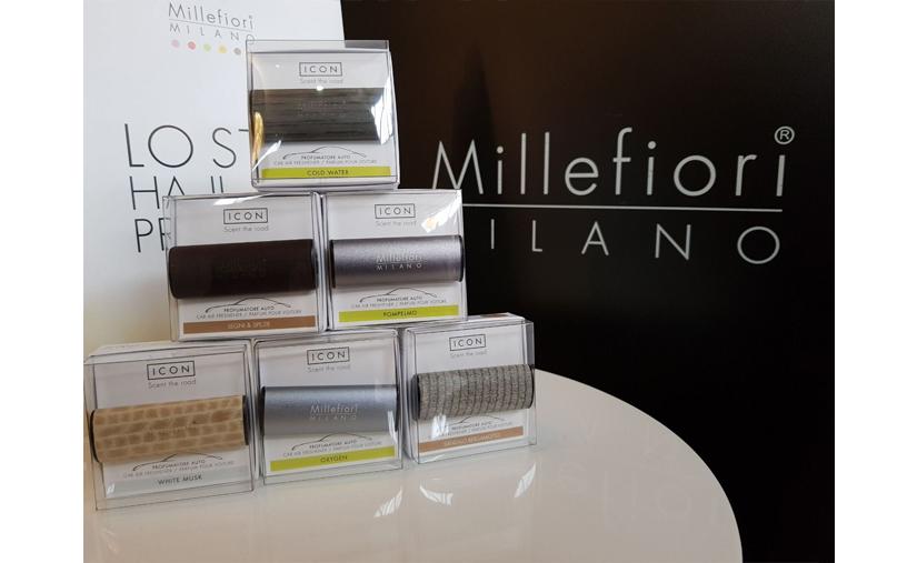 Millefiori CAR SMALL Frontpage