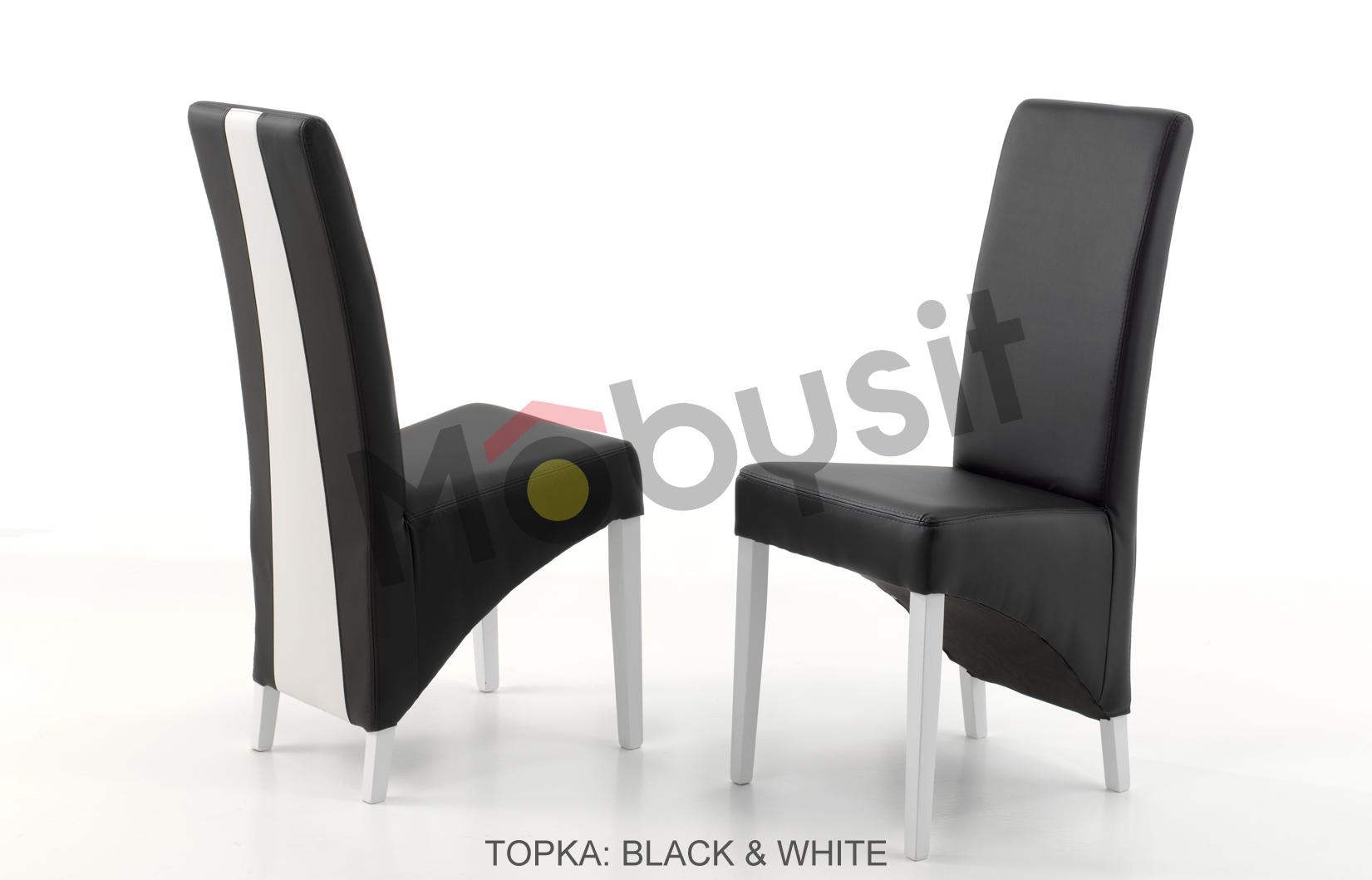 Topka BIG Black & White