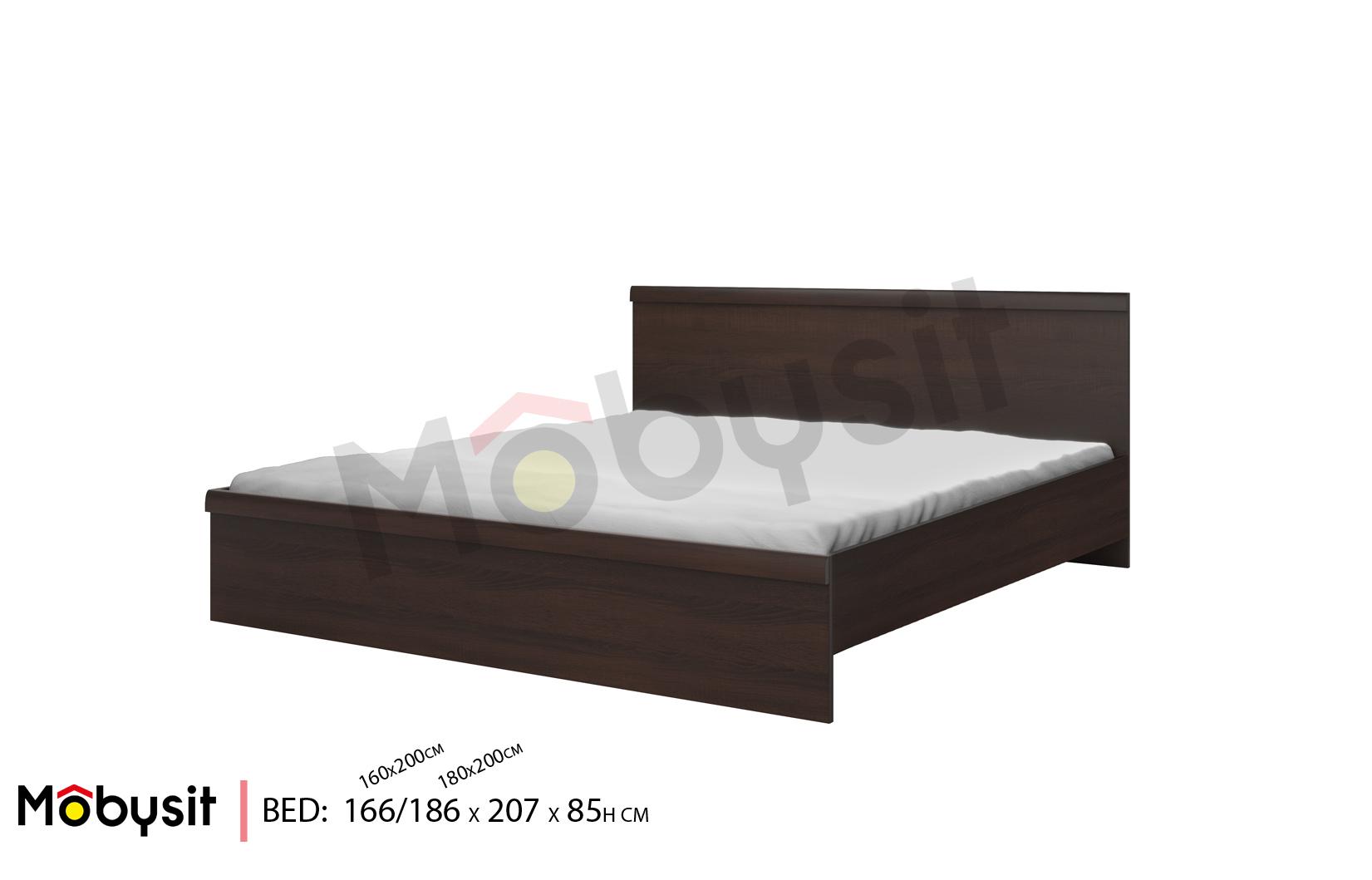 BIG Mestre bed