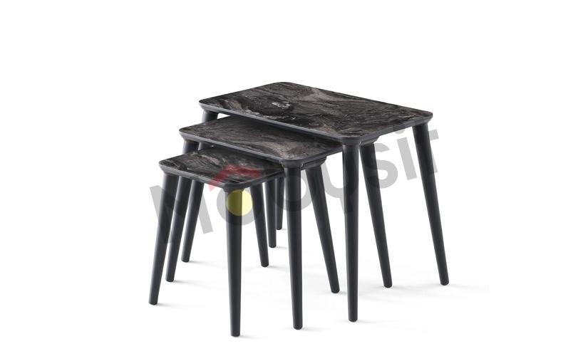 SMALL zigon 6-4004 black